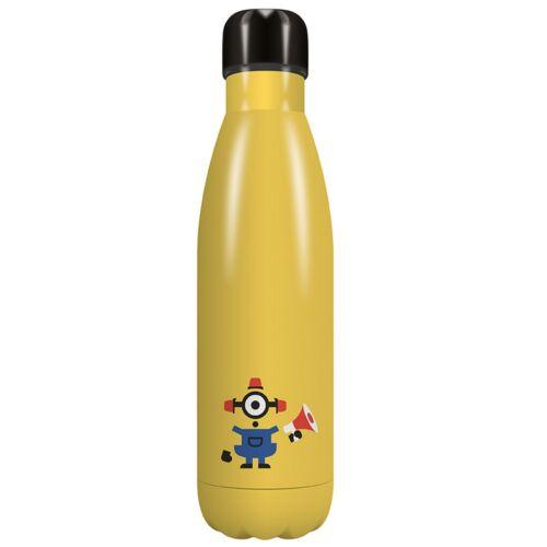 Minions fém vizes palack