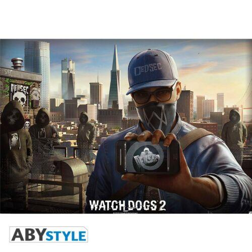 Watch Dogs 2 poszter