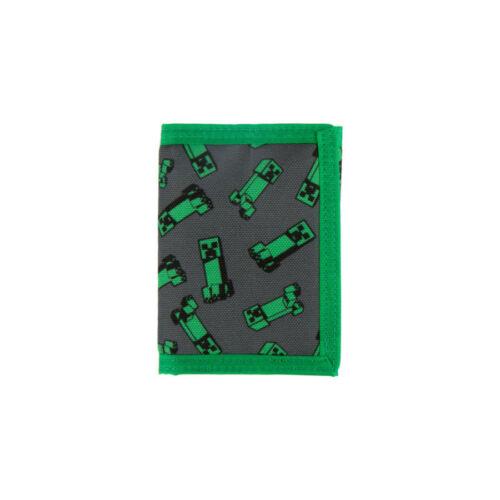 Minecraft - Creeper pénztárca