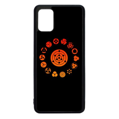 Naruto - Sharingan - Samsung Galaxy Tok - (Többféle)