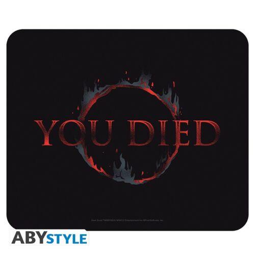 Dark souls - You died - hajlékony egérpad