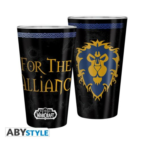 World of Warcraft -  Alliance XXL pohár