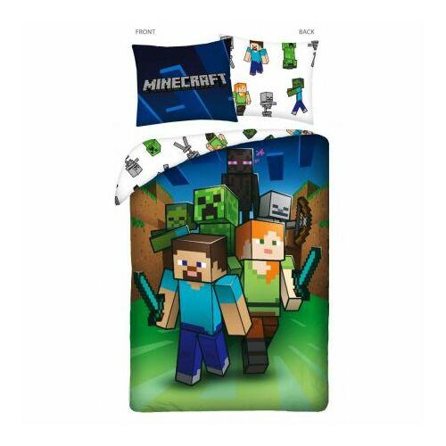 Minecraft karakterek ágyneműhuzat