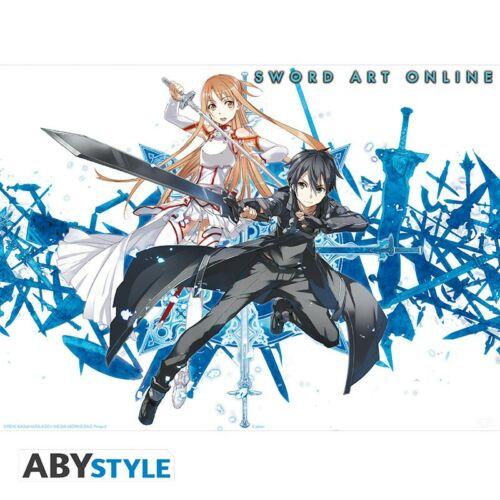 Sword art Online - Asina és Kirito poszter