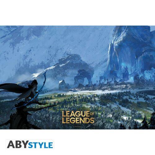 League of Legends - Freljord poszter