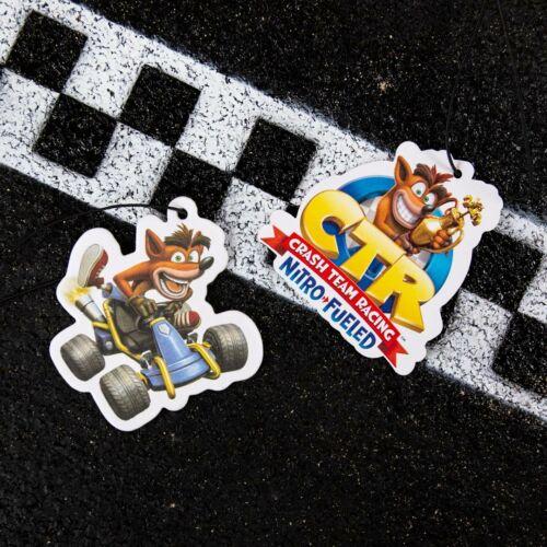 Crash Team Racing Nitro-Fueled illatosító szett (2db)