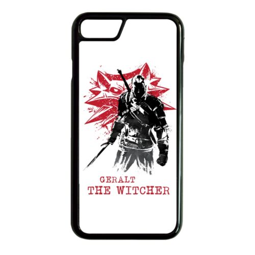 The Witcher - Ríviai Geralt- iPhone tok - (többféle)
