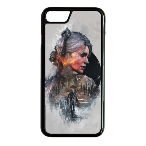 The Witcher - Ciri - iPhone tok - (többféle)