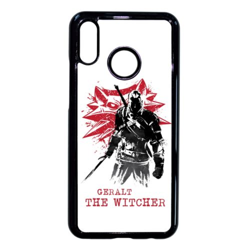 The Witcher - Rívia Geralt - Huawei tok (többféle)