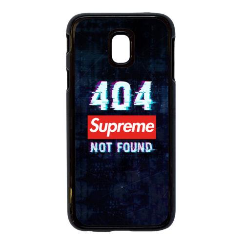 Supreme - 404 Not Found - Samsung Galaxy Tok - (Többféle)