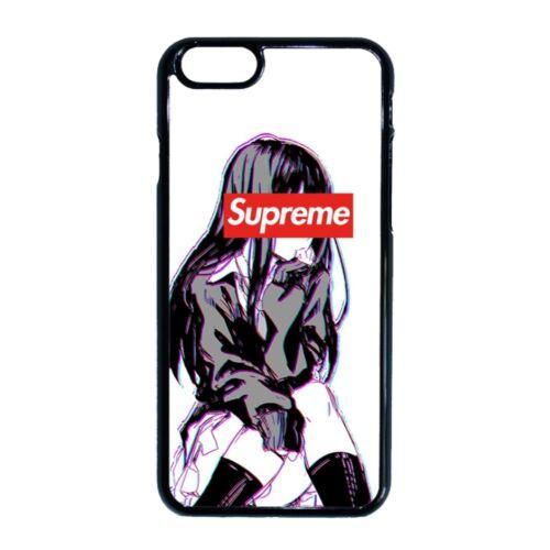 Supreme - Anime - iPhone tok - (többféle)