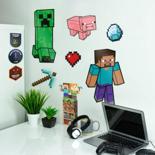 Minecraft falmatrica szett