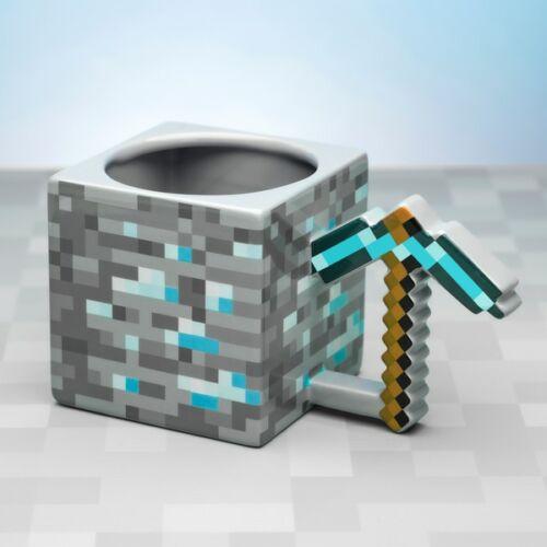 Minecraft nagyméretű csákány bögre