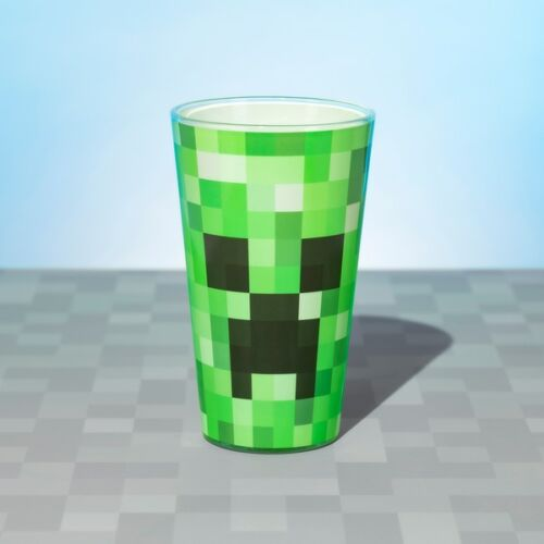 Minecraft Creeper pohár
