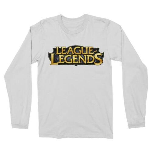 League Of Legends férfi hosszúujjú póló