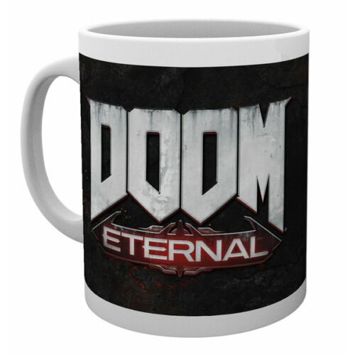 Doom Eternal bögre