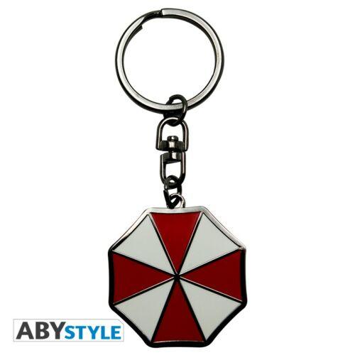 Resident Evil - Umbrella fém kulcstartó