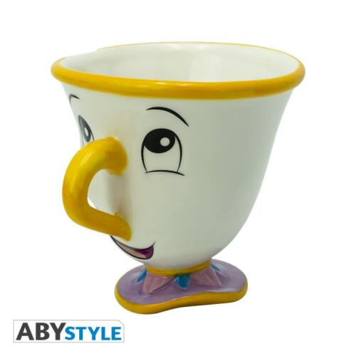 Szépség és a Szörnyeteg Csészikés csésze (250ml)