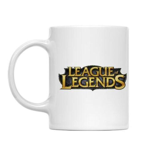 League Of Legends logó bögre