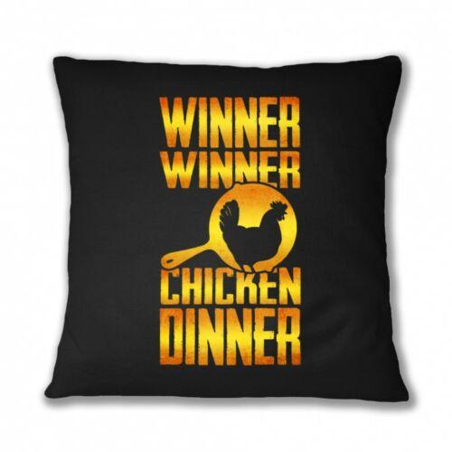 Pubg - Winner Winner Chicker Dinner párnahuzat