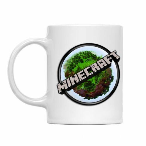 Minecraft logó bögre