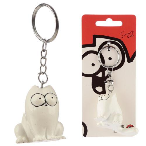 Simon macskája kulcstartó - 2féle