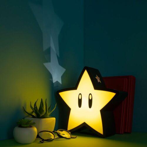 Super Mario - Csillag lámpa