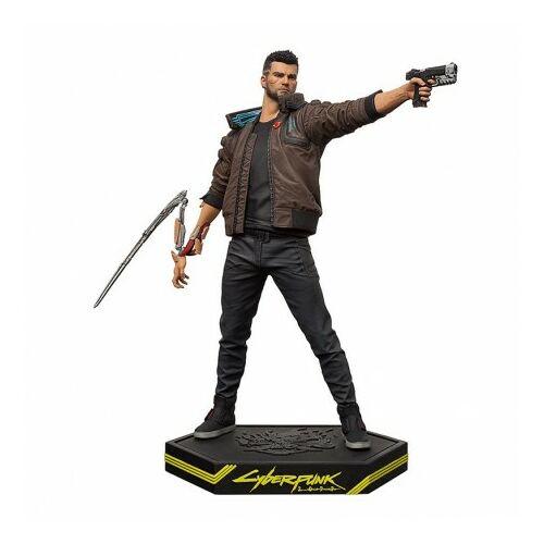 Cyberpunk 2077 - Male V szobor