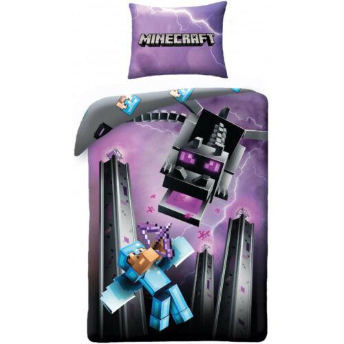 Minecraft - Enderman Sárkány ágyneműhuzat