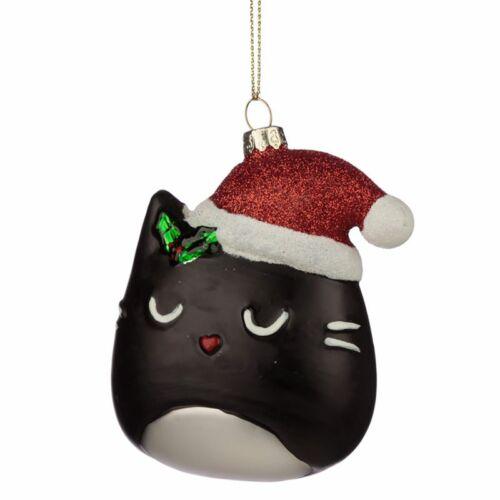 Macskás karácsonyfadísz