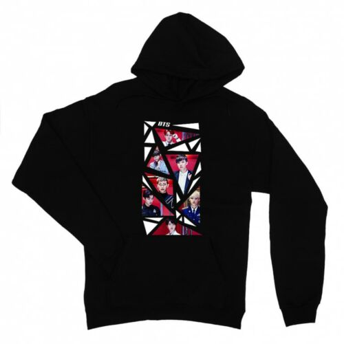 BTS Mozaik női pulóver