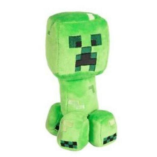 Minecraft creeper plüss figura