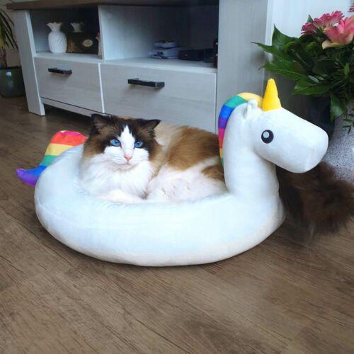 Unikornis kisállat ágy