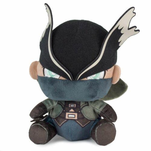Bloodborne Stubbins Plush Hunter plüssfigura