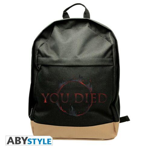 Dark Souls - You Died hátizsák