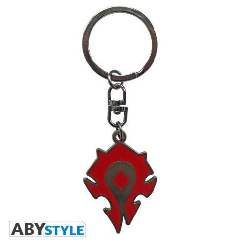"""World of Warcraft -  """"Horde"""" kulcstartó"""