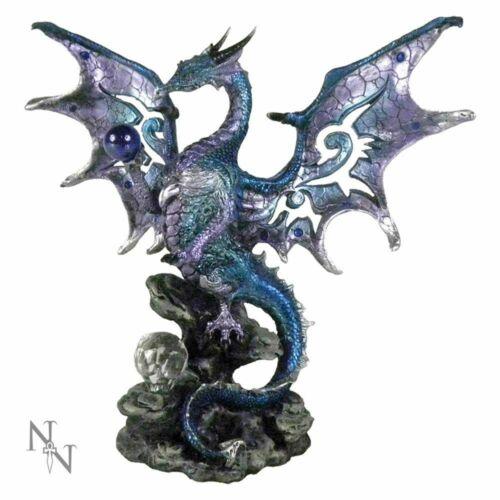 Blue Dragon sárkány szobor