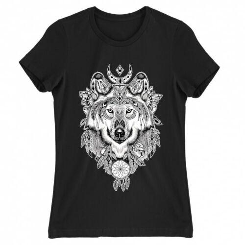 Farkas női póló