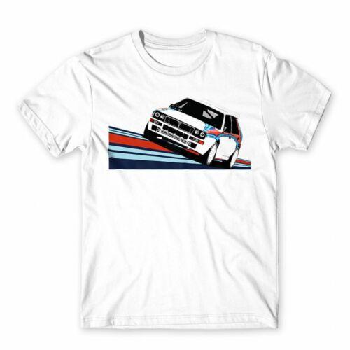Lancia Delta férfi póló