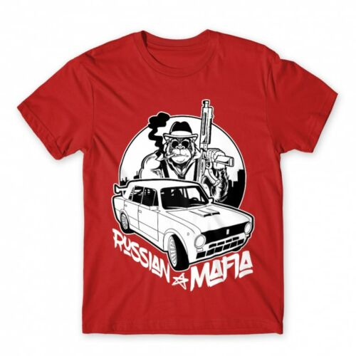Russian maffia - férfi póló