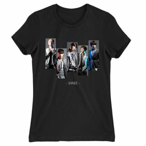 Shinee logó női póló