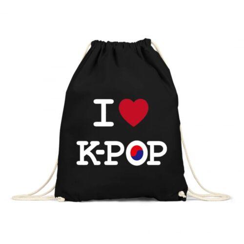 I Love K-Pop - Tornazsák