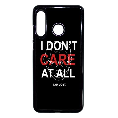 A nagy pénzrablás - I don't care- Huawei tok