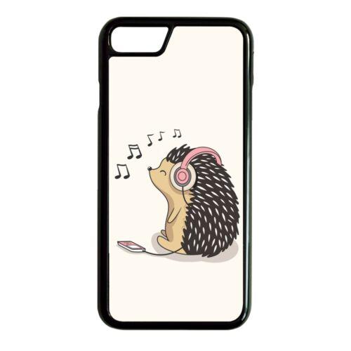 Csak a zene - Sünis - iPhone tok - (többféle)