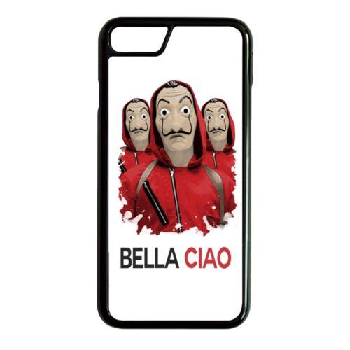 A Nagy Pénzrablás - Mascaras - Bella Ciao - iPhone tok - (többféle)