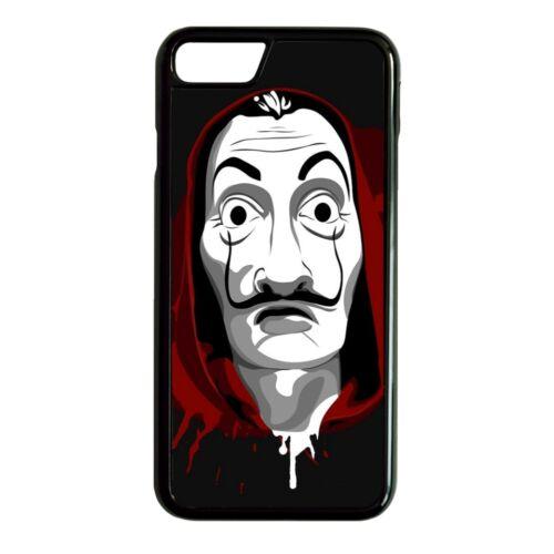 A Nagy Pénzrablás - Máscara de Dali - iPhone tok - (többféle)
