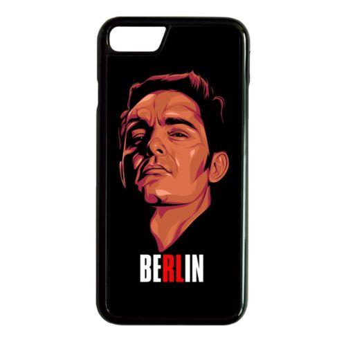 A Nagy Pénzrablás - BERLIN - iPhone tok - (többféle)