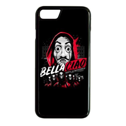 A Nagy Pénzrablás - Bella Ciao ART - iPhone tok - (többféle)