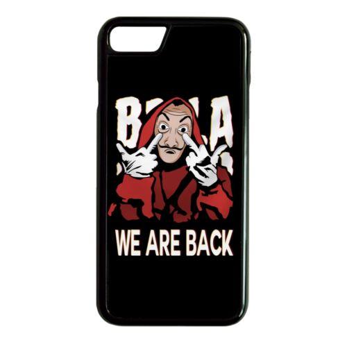 A Nagy Pénzrablás - We are back - iPhone tok - (többféle)