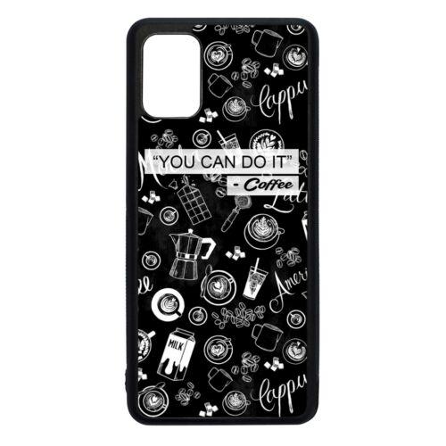 Meg tudod csinálni - Kávé - Samsung Galaxy tok